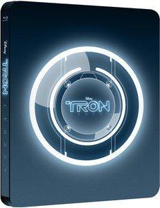 Tron Legacy France FNAC Blu-Ray 3D + Blu-Ray Exclusive Steelbook Edition Region Free