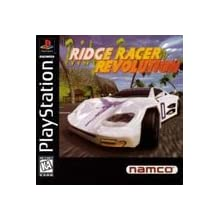 Ridge Racer Revolution - PlayStation