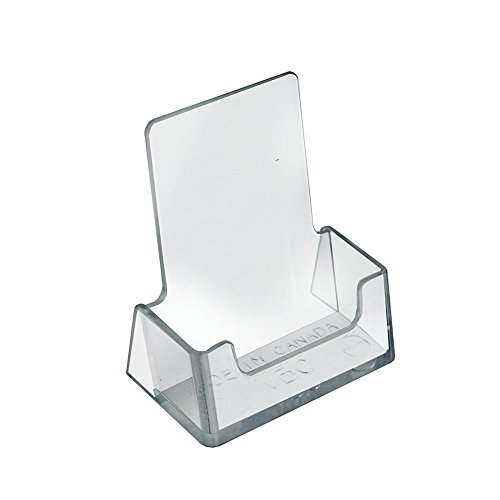 - Azar 252011 Vertical Acrylic Business/Gift Card Holder