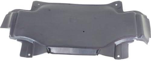 E-Class Engine Splash Shield Sedan Rear Under Cover Perfect Fit Group REPM310199
