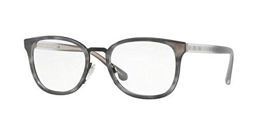 Burberry Men's BE2256 Eyeglasses Striped Grey 53mm