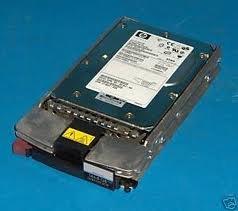 HP 347708-B22(1071) 146.8GB 15K HD U320 SCSI 3.5LP 1IN HPL UNIV (347708B22(10... ()