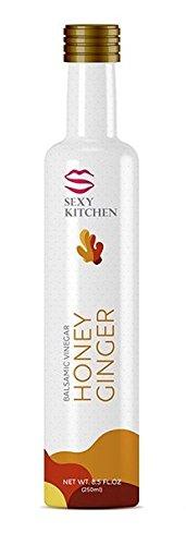 Ginger Balsamic Vinegar - SEXY KITCHEN Balsamic Vinegar Honey Ginger