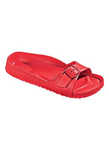 Carol Wright Doni Sandalo Comfort Rosso