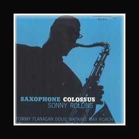 Sonny Rollins - Saxophone Colossus Mini Poster