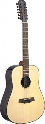 (James Neligan LYN-D12 LYNE Series 12-String Dreadnought Acoustic)