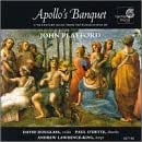 Apollos Banquet:17th Century Music from the Publications of John Playford