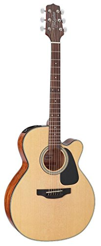 Takamine G Series GN15CE-NAT Acoustic-Electric grand Auditorium Cutaway Guitar, Natural