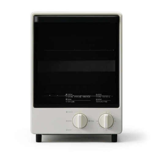 MUJI Toaster Oven Vertical Type MJ-OTL10A from Japan by Muji