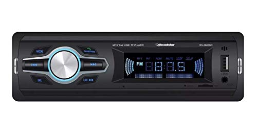 Auto Radio Mp3 Roadstar Cont. Remoto Bluetooh Rca Fm Sd Usb