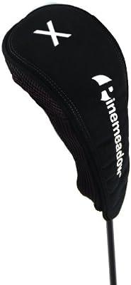 Amazon.com: pinemeadow Otros (X) Headcover (Blanco/Negro ...
