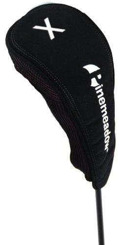 Pinemeadow Other (X) Headcover (Black/White), Outdoor Stuffs