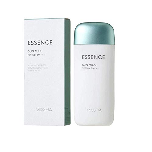 MISSHA All Around Safe Block Essence Sun Milk SPF50+/PA+++
