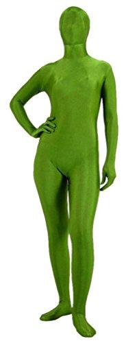 - 31V7b88eysL - VSVO Unisex Spandex Second Skin Full Bodysuit
