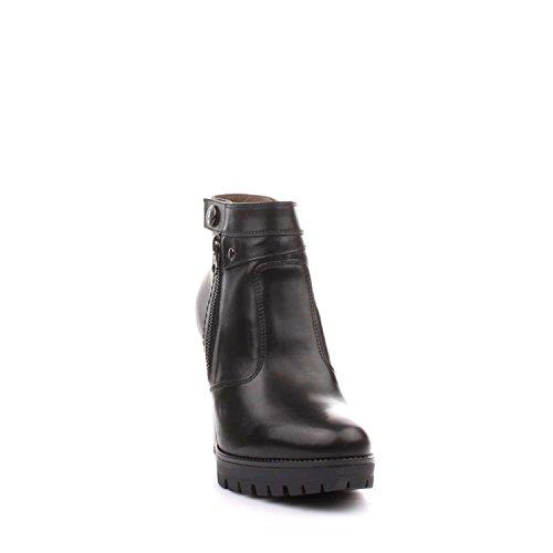femmes Giardini noir Bottines pour Nero q6SW7t8
