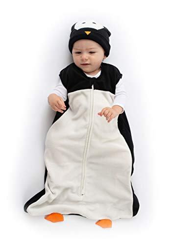 Cuddle Club Penguin Wearable Blanket S