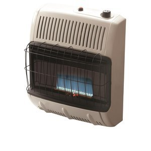 Mr. Heater, Corporation Mr. Heater, 20,000 BTU Vent Free Blue Flame Natural Gas Heater, MHVFB20NGT (Natural Gas Heaters Vent Free compare prices)