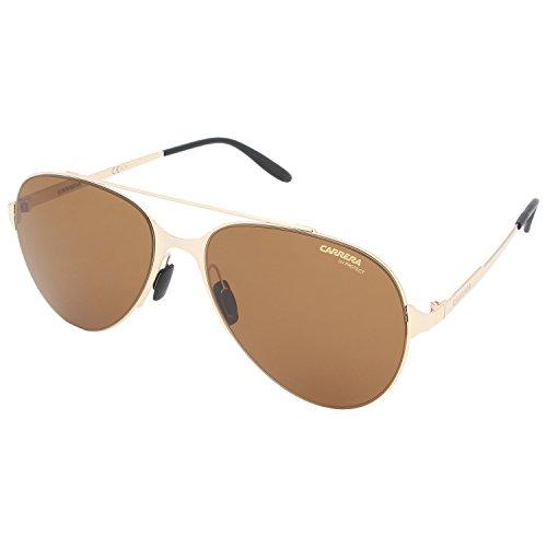 adulto Carrera 57 113 Occhiali W4 Oro Da J5g gold brown Sole s Unisex x8xqgn1