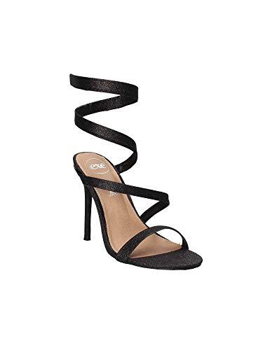 Exe 36 Sandalo Tacco Donna G434s8816884 Nero BqHBrFw