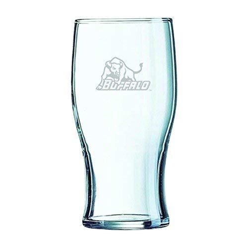 University at Buffalo-The State University of New York-Irish Pub Glass