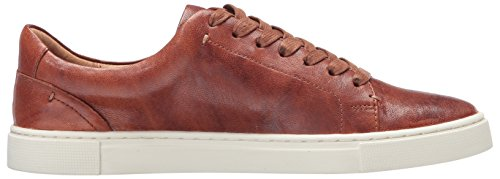 9 Sneaker Cognac FRYE Lace Fashion Ivy US Women's M Low w00fR7vq