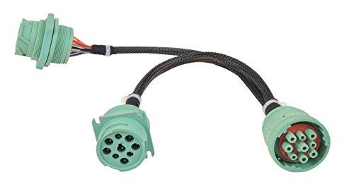 Mo Co So 9 Pin J1939 Type Ii J1939 13 500Kb S Can Y Splitter Cable 12  30Cm