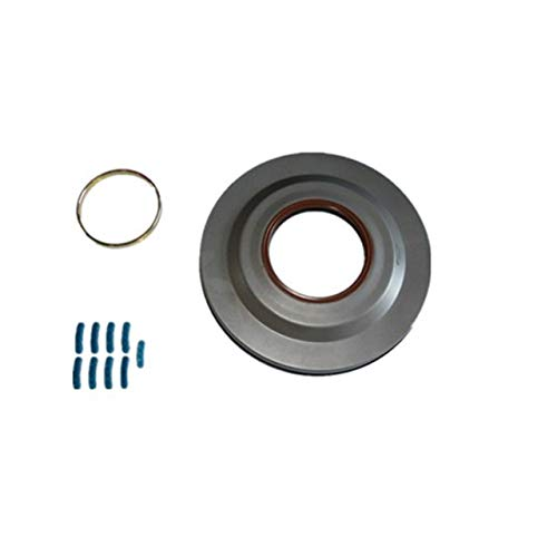 mps6 6dct450 transmission front cover with spring with glue gasket with Clutch Crankshaft location ring
