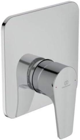 chrom/é Ideal Standard A7188AA Cerafine D Mitigeur de douche encastrable complet