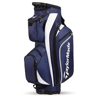 Taylormade Men's Pro Cart 4.0 Golf Club Bags, Navy/White, One Size by TaylorMade