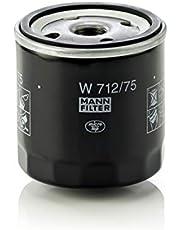 Mann Filter W 712/75 Original Filtro de Aceite, Para automóviles