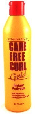 Care Free Curl Gold 473 ml Activator/Moisturizer by Carefree
