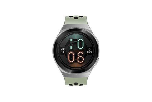 Huawei Watch GT 2e Active – Smartwatch de AMOLED pantalla de 1.39 pulgadas, 2 semanas de Batería, GPS, Color Verde (Mint…