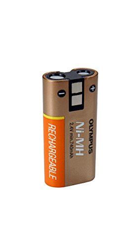 - Olympus BR-403 Rechargeable Ni-MH Battery Pack (980mAh)