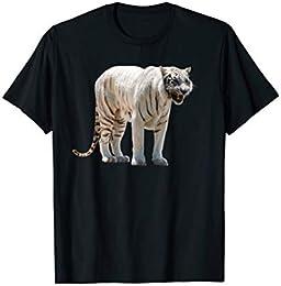 White Tiger t shirt