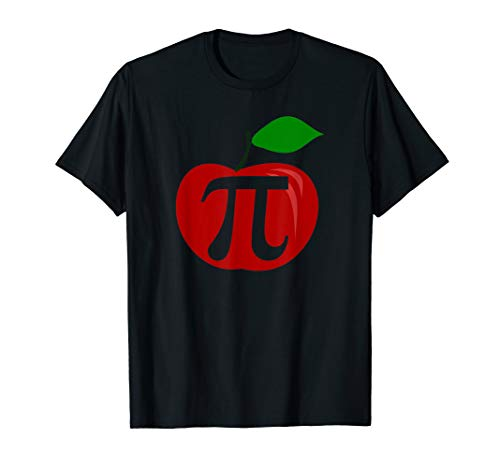 Thanksgiving Apple Pie T-shirt Funny Pi Day