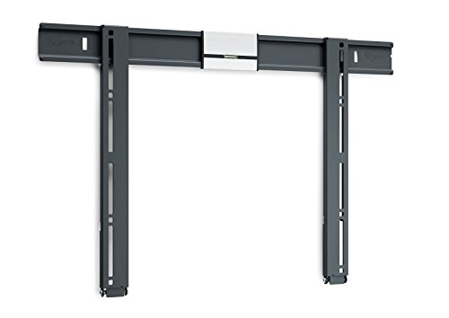 t, Thin 505 Extra Thin Fixed Bracket for 40-65 inch TVs, Black ()