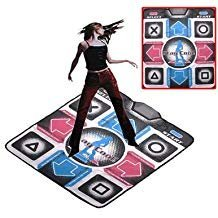 (GoolRC NEW Non-slip Dancing Step Dance Mat Mats Pads to Pc USB)