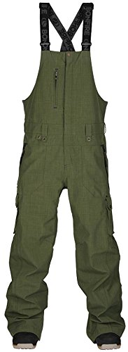 - Bonfire Men's Nelson Overall, X-Large, Bunker