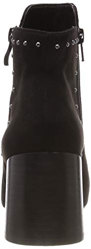 Nero Details Ankle Donna Stivali Bianco black With Boot 110 UYqSpZ