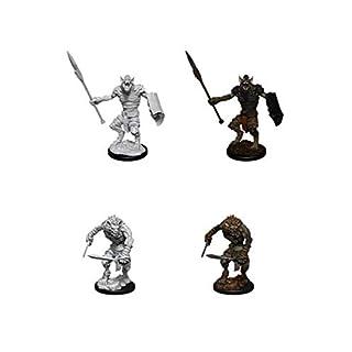Nolzur's D&D Marvelous Miniatures: Gnoll & Gnoll Flesh Gnawer WZK90066