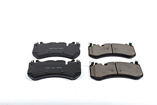 Power Stop (16-1291) Z16 Evolution Clean Ride Brake Pads, Front (E63 Brake Pad)