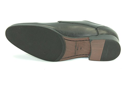 Martinelli Black 373 De Arsenal Blucher Hombre 0408pyx 16U81F