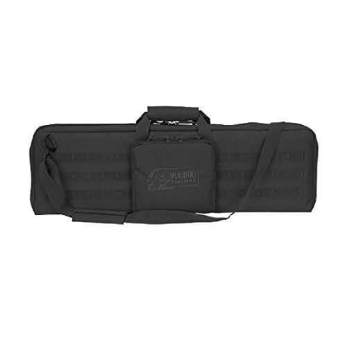 VooDoo Tactical 15-0169001000 Single Weapons Case, Black, 30