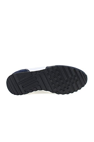 Boss Sneaker Breeze_runn_mx Voor Mannen, 50330572 Donkerblauw (401)
