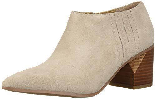 Franco Sarto Women's Takoma Ankle Boot, Light Grey, 6 M US
