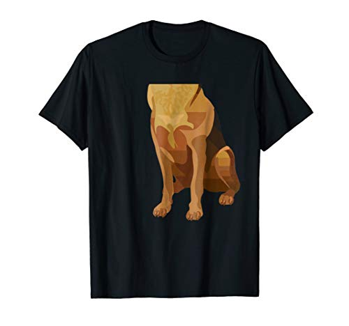 Halloween German Shepherd Dog Body Costume Shirt for Kids -