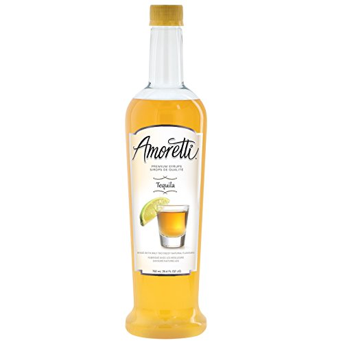 Amoretti Premium Syrup, Tequila, 25.4 Ounce Shrimp Tequila