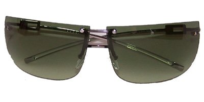 Givenchy Women's Flat Top Sunglasses, Black/Grey, One Size