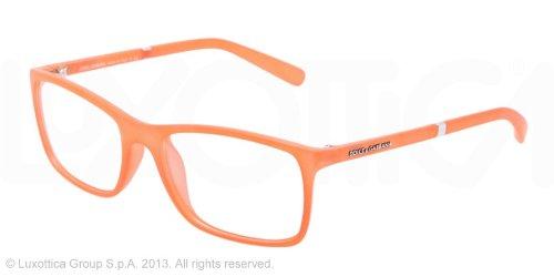 DOLCE & GABBANA Montura gafas de ver DG 5004 2752 Naranja 52MM ...