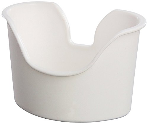 Ear Basin / Ear Wash Basin - Compatible with Doctor Easy (TM) Elephant, Rhino and Wax-Rx (TM) Ear Washers / Ear Wash Systems - By Impresa Products